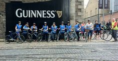 Explore the sights and sounds of Dublin on a 3-hour guided bike tour and ride past historic architecture, learning about the legends and contemporary life of the Irish capital. See Dublin Castle, the Guinness Brewery, St. Patrick's Cathedral and more.