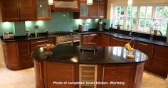 unique kitchen designs - Google Search