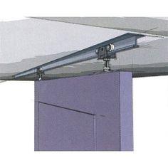 HomCom Interior Sliding Barn Door Kit Hardware Set & Reviews | Wayfair
