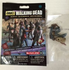 Walking Dead McFarlane Series 3 Blind Bag - PRISON JUMPSUIT WALKER 2 #McFarlane
