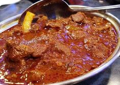 Goan Mutton Curry Recipe is made with fresh goat meat that consists the flavor of coconut milk, curd and rich spices. It taste good with Roti (Indian Bread) veg recipes Goan Recipes, Lamb Recipes, Veg Recipes, Curry Recipes, Indian Food Recipes, Cooking Recipes, Recipies, Punjabi Recipes, African Recipes