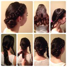 Deidra_Heisler2   #GOT #GameofThrones #festivalhair #hairtutorial #coachellahair #sexyhair #howto #DYI #Tutorial #Concerthair