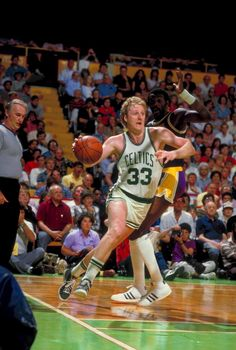 Larry Bird 1984