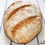 Pan con espelta y semillas