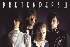 """Undercover Indie ® on Twitter: """"Next up The Pretenders 'Pretenders II' Released August 15th 1981 on the Sire Records Label. Enjoy 💕💕… """" The English Beat, Top 20 Hits, Ray Davies, Chrissie Hynde, The Pretenders, The Beach Boys, Record Collection, Look In The Mirror, Extended Play"""