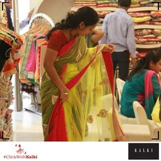 #ClickWithKalki #sale #Sarees #Fabulous #fashion #desi #dressy #win #wedding #ethnic