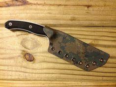 Kershaw Diskin Hunter Custom Kydex Knife Sheath - Custom Kydex for your Kershaw Diskin Hunter Knife