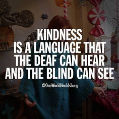 Do something kind today!