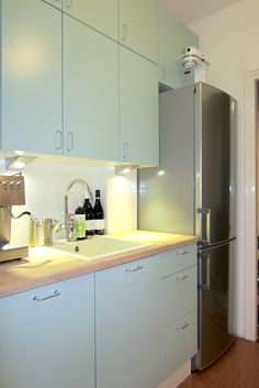 Helno Kallio kitchen