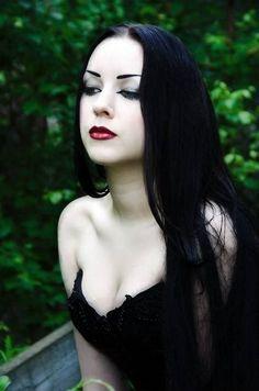 (1) gothic girl | Tumblr