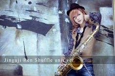 ryuichi randoll(Ryuichi) Ren Jinguji Cosplay Photo - Cure WorldCosplay