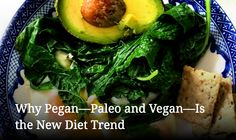 """The """"Pegan"""" diet is a hybrid of the vegan and paleo diets. The """"Pegan"""" diet is a mix of vegan and palaeological diet. Diet Tips, Diet Recipes, Healthy Recipes, Yummy Recipes, Diet Snacks, Diet Breakfast, Paleo Diet, Meal Planning, Healthy Lifestyle"""