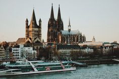 Down by the river  #rein #colognecathedral #köln #germany