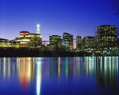 Hartford, CT - As soon as we get there I know I get to see my sister!  Can't think of a better place to visit.
