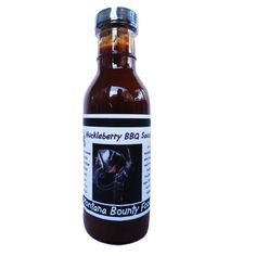 Barbecue Sauce, Bbq, Specialty Foods, Huckleberry, Sweet Style, Sweet And Spicy, Farmers Market, Beer Bottle, Online Marketing