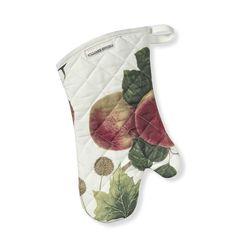 Botanical Apple Oven Mitt