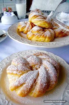recipes for one Pogaca Recipe, Kiflice Recipe, Torta Recipe, Apple Pie Recipes, Baking Recipes, Sweet Recipes, Dessert Recipes, Croation Recipes, Rodjendanske Torte