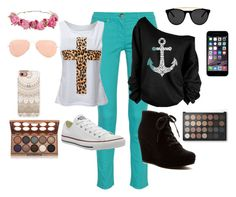 """Sin título #147"" by lunapink on Polyvore"