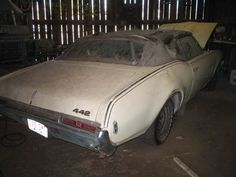 real barn finds pics | from actual barns now if we start a thread about finding them next to ...