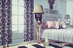 """Check out the Second Life Pic of the Day, """"in my room."""" , photo by ellekirshner."""