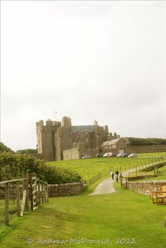 Castle of Mey by Andy McDonald, via Flickr