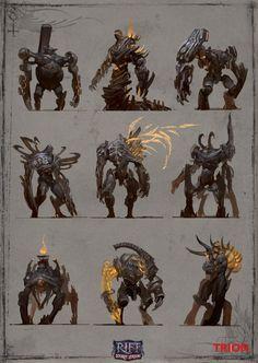 http://openanewworld.deviantart.com/art/creature-design-363681528