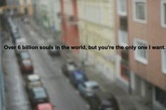 6 billion souls