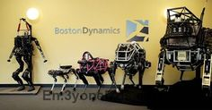 Meet Boston Dynamics' family of strange and amazing robots  Boston Dynamics robots imitate human and animal movements, making them impressive — and a little creepy....  https://en.3yonel7ds.com/Technology/12756/Meet-Boston-Dynamics-family-of-strange-and-amazing-robots.html   Follow us in our website for more Technology news : https://en.3yonel7ds.com/Technology