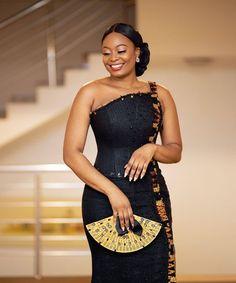 African Print Dresses, African Print Fashion, African Fashion Dresses, African Dress, Ankara Long Gown Styles, Kente Dress, Kente Styles, Black Bride, African Attire