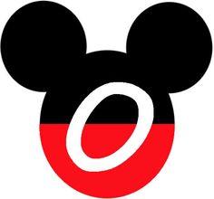 BulutsMom: Mickey Mouse Temalı Doğum Günü Banner Harfleri Mickey Mouse Letters, Mickey Mouse Crafts, Theme Mickey, Fiesta Mickey Mouse, Mickey Party, Mickey Mouse Clubhouse, Mickey Mouse Birthday, Boys First Birthday Party Ideas, Birthday Party Design