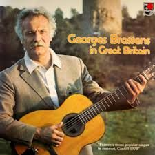 GEORGES BRASSENS - Live in Great Britain (1973)
