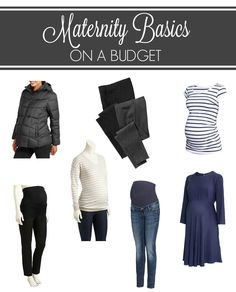Get tips on how to make the most of your maternity wardrobe through simple, inexpensive staples and bargain hunting.