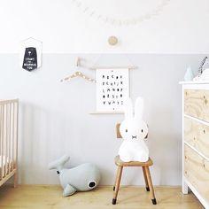 """@biancatrois auf Instagram: """"Hoe leuk staat onze BEARHUG BANNER op het supertoffe kinderkamertje van @joserusschen! And the best…"""""""