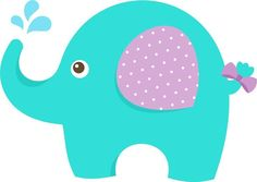 elefante baby shower png - Buscar con Google