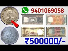 Old Coins Price, Gold Coins For Sale, Gk Knowledge, Coin Prices, Bead Weaving, Diy And Crafts, Projects To Try, Diagram, Youtube