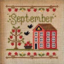 La Casina Roja: September Cottage