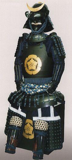 Gusoku of Oda Nobunaga