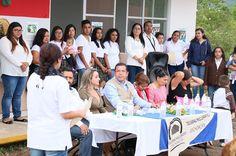 Su director general, Juan Carlos Barragán, inauguró las extensiones del subsistema en los fraccionamientos Arko San Antonio y Villa Magna, en Morelia – Morelia, Michoacán, 29 de septiembre de 2017.-El ...