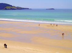 Esmelle beach (Ferrol, A Coruña) #Galicia