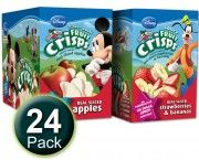 Choose your favorite Disney Fruit Crisps to creat a custom variety pack!  Now you can create the perfect variety pack for the entire family!  Choose your children's favorite Disney Fruit Crisps in a 24-pack, or mix and match Brothers-All-Natural and Disney packaging with the 72-pack.  $21.99
