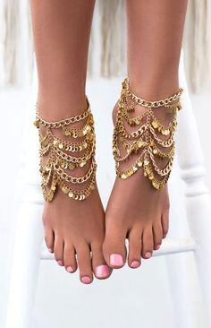 Bodhi Gypsy Dancer Anklet | Beginning Boutique #BBFEST #beginningboutique