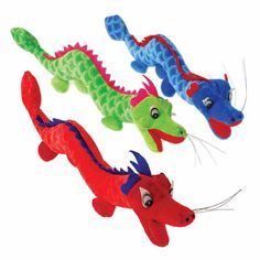 These plush dragons are a great giveaway at a party or carnival. Each stuffed dragon features a scaly design.Every carnival or party game needs a great prize. Plush stuffed animals are the ultimate carnival redemption prize. Kids of all ages love to. Dragon Pet, Dragons Love Tacos Party, Carnival Supplies, Dragon Birthday Parties, Birthday Ideas, Novelty Toys, Kid Party Favors, How To Train Your Dragon, Train Dragon