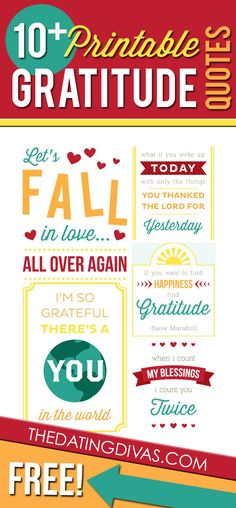I can't wait to put these great quotes up in our house! www.TheDatingDivas.com