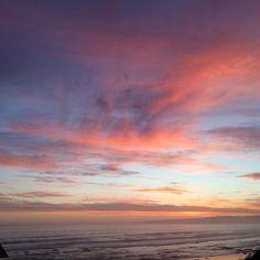Sunset #nofilter. All nature's splendor at the Anglesea back beach.  #sunset #anglesea #onmywayhome #pinksky #slowliving #cntraveler @cntraveler #visitmelbourne #beach @travelandleisure by shanghaisupper http://ift.tt/1KosRIg