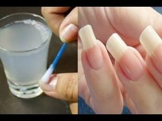 Beauty Hacks Nails, Beauty Tricks, Beauty And The Best, How To Grow Nails, Tips Belleza, Aloe Vera Gel, Skin Care Regimen, Manicure And Pedicure, Good Skin
