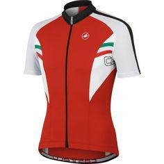 Wiggle | Castelli Prima Short Sleeve Jersey | Short Sleeve Cycling Jerseys