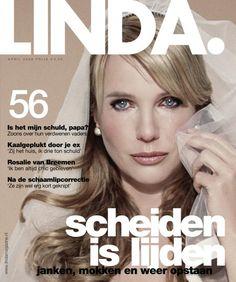 LINDA Rosalie Van Breemen, Crying, Celebrities, Movie Posters, Photography, Magazine Covers, Netherlands, Typography, Layout