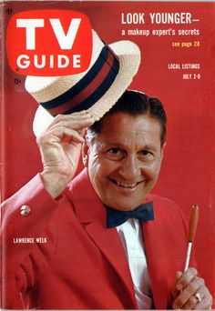 Lawrence Welk July 2-8, 1960