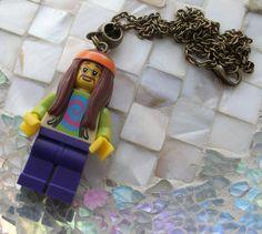 LEGO Minifigure Necklace