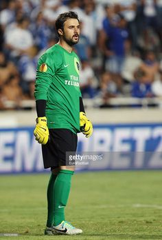 Onur Kivrak of Trabzonspor AS in action during the UEFA Europa Leaque group stage match between Apollon Limassol FC and Trabzonspor AS held on September 19, 2013 at the GSP Stadium in Nicosia, Cyprus.